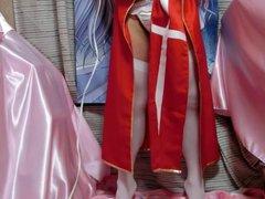 Japan cosplay vidz cross dresse56