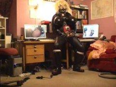 Roxina Hot vidz In Gumboots  super X