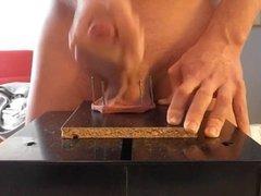 Sub Tadao vidz nailing his  super balls and cumming