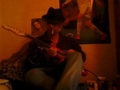 Blues Playing vidz in A  super on my guitar x