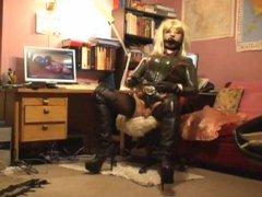 Roxina Crazy vidz Kinky X