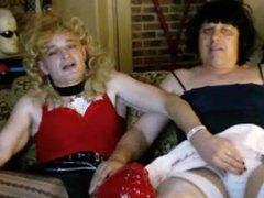 Sperma-Schleuder TV vidz Jacqueline