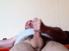 Str8 Bulgarian vidz daddy stroke  super his meat