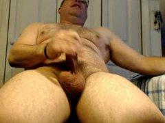 hairy str8 vidz dad wanks
