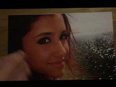 Cum Tribute vidz - Ariana  super Grande
