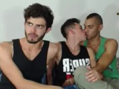 3 Horny vidz Boys on  super Cam