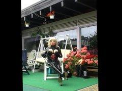 Roxina The vidz Latex Doll  super X