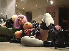 Roxina Top vidz Model Babe  super X