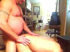 Hairy assed vidz bottom