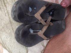 brown gf vidz shoes