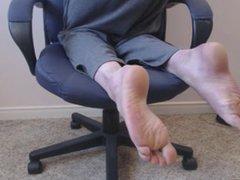 de jolis vidz pieds