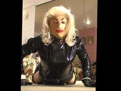 Roxina Blond vidz Cock Grl  super X