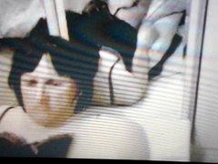 SiobhanSeeDee - vidz Tan Stockings  super Self Facial