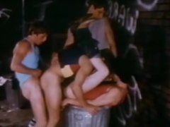 Vintage Gay vidz Action On  super City Streets