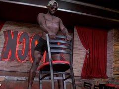 Jackson want vidz this job  super as Stripper.flv