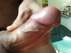 Wichsen - vidz Close up  super cumshot