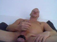 Big Cock vidz Wank and  super Cum