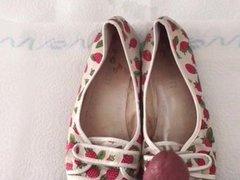 Cum on vidz Shoes of  super turkish teen ballerinas flats