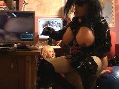 Roxina Masked vidz LadyBoy XxX