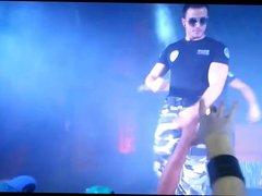 Hot strippers vidz in live  super shows 35