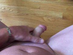 Smooth cock vidz masturbation with  super finish.