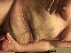 Artemus - vidz Big Man  super Boobs Strokes and Cums