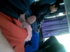 2 horny vidz guys in  super the bus
