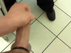 interracial public vidz WC jackoff