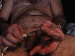 Catheter insertion vidz and cumming  super part 2