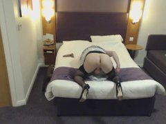 over the vidz bed