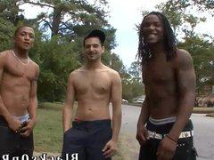 Vinnie Tuscano vidz Having A  super Fun Time With Black Guys