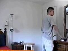 Straightbait bigcock vidz hunk wanked  super and sucked by DILF