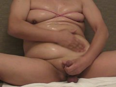 Masturbating & vidz riding big  super dildo inthe hotel Feb-28-2015
