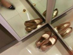High Heels vidz Changing 2