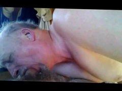Grandpa really vidz enjoy sucking  super fat old cock