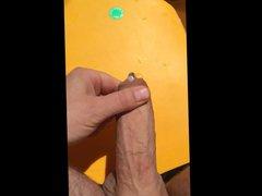 Pierced Cock vidz Outdoor