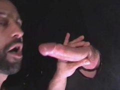 Sucking Cock vidz Through a  super Glory Hole