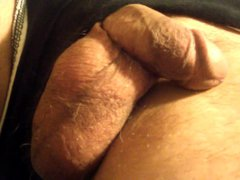 Nipple play vidz and cock  super growing with big balls in shorts