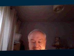 Grandpa wanking vidz tinny cock