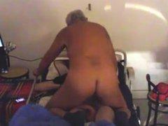 Str8 daddy vidz takes care  super of all needs - hidden cam