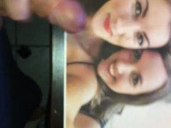 Dirty Talk vidz Cum Tribute  super for Twins by gertob