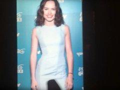 Daisy Ridley vidz Cum Tribute  super #1