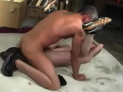 Muscle daddy vidz rough fucks  super twink