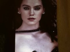 Daisy Ridley vidz Cum Tribute  super #2
