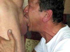Daddy deepthroath vidz with messy  super cum