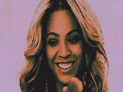 Beyonce hand vidz job jerking