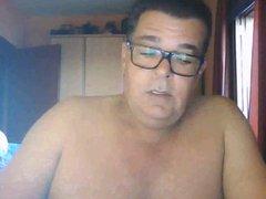 Spanish oldman vidz wanking