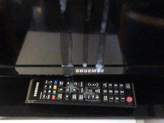 cum on vidz TV in  super hotelroom