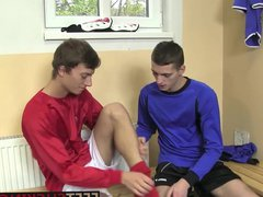 Horny Twinks vidz love to  super swap blowjob after toe licking