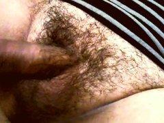 Self Anal vidz Kreme 9  super : Razor fucked me to Prostate Orgasm